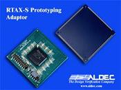Actel RTAX and RTSX Prototyping